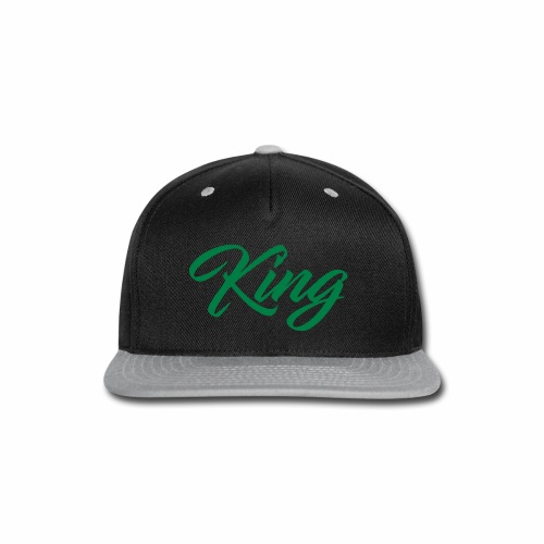KING - Snap-back Baseball Cap