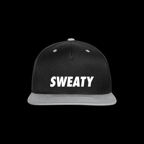 Call me sweaty - Snap-back Baseball Cap
