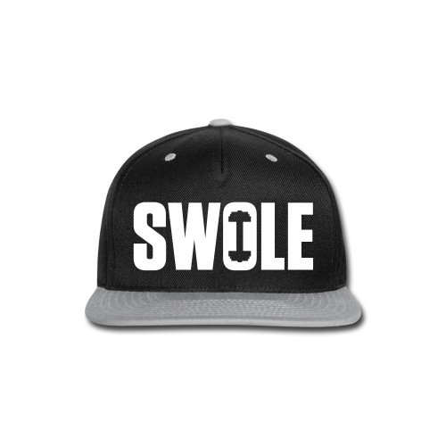 SWOLE - Snap-back Baseball Cap