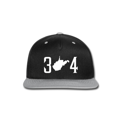 304 - Snap-back Baseball Cap