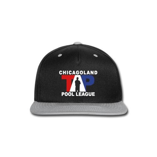 Chicagoland Ball Hat Logo - Snap-back Baseball Cap