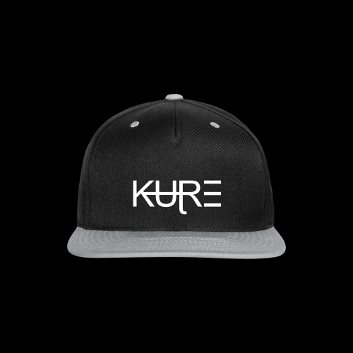 The Kure - Snap-back Baseball Cap