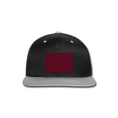 2 - Snap-back Baseball Cap