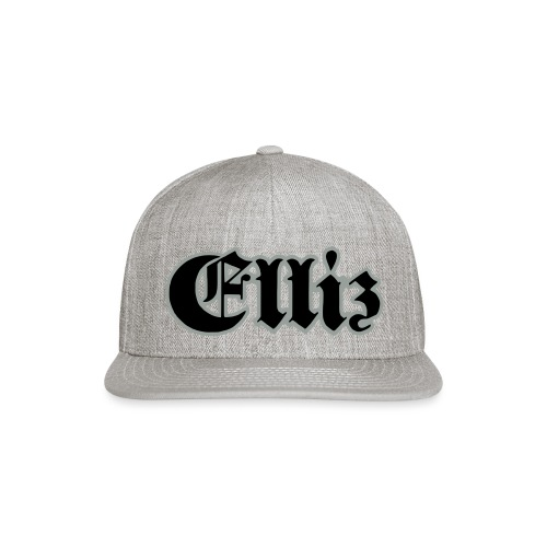 Elliz Clothing Logo 1 - Snap-back Baseball Cap