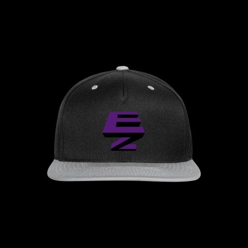 Electric Zoo Logo - Snap-back Baseball Cap