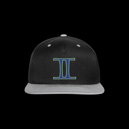 Gemini - Snap-back Baseball Cap