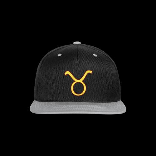 Taurus - Snap-back Baseball Cap