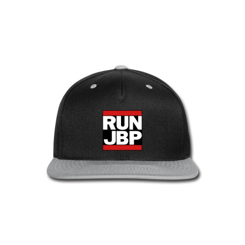 RUN JBP - Snap-back Baseball Cap