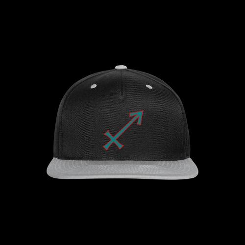 Sagitarius - Snap-back Baseball Cap