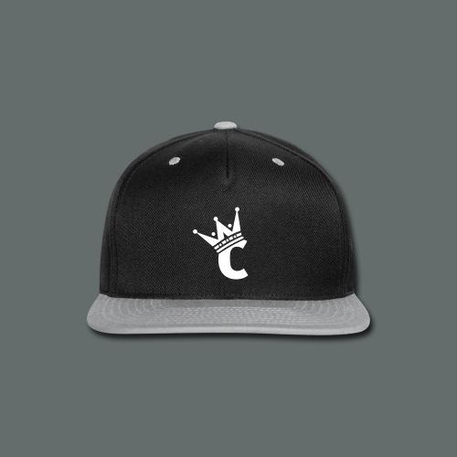 hat 100 - Snap-back Baseball Cap