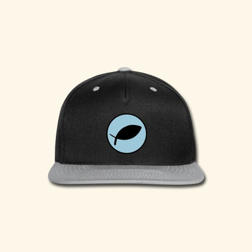 FishLogo - Snap-back Baseball Cap