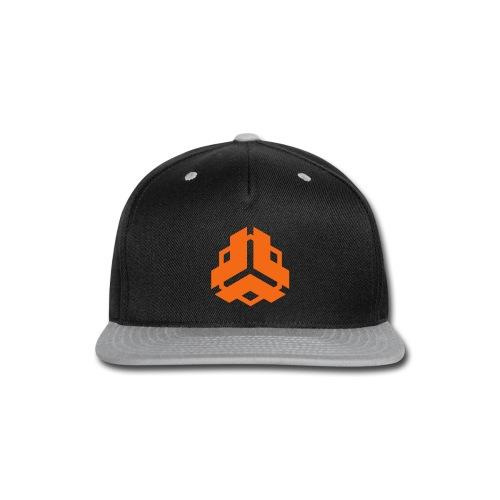 Helix Logo 2017 Mono - Snap-back Baseball Cap