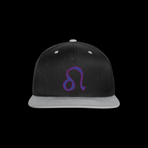 Leo - Snap-back Baseball Cap