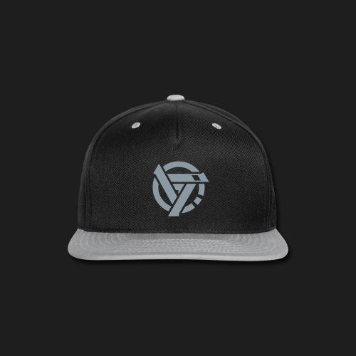 revictus print vector - Snap-back Baseball Cap