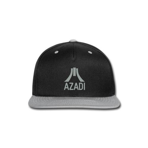 Azadi retro stripes - Snap-back Baseball Cap