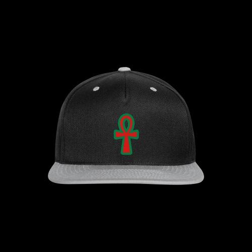 Ankh - Snap-back Baseball Cap