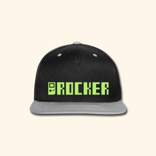 GB Rocker - Snap-back Baseball Cap