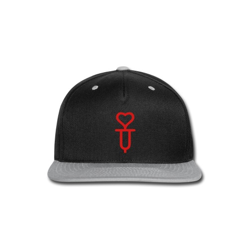 Addicted to love - Snap-back Baseball Cap