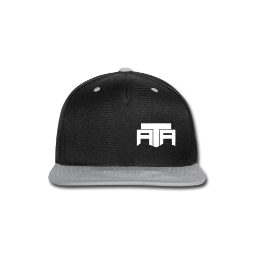 ATAOfficial - Snap-back Baseball Cap
