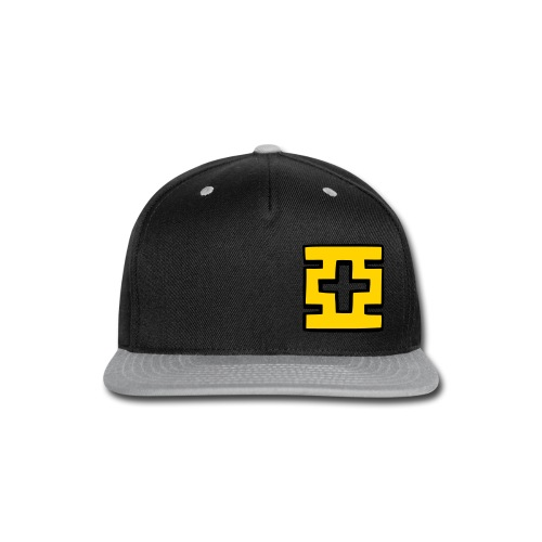 亞 - Snap-back Baseball Cap