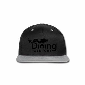 Diving Passport - Snap-back Baseball Cap