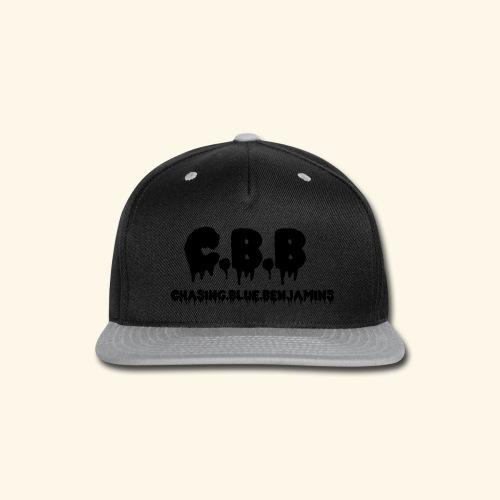 Chasing Blue Benjamins - Snap-back Baseball Cap