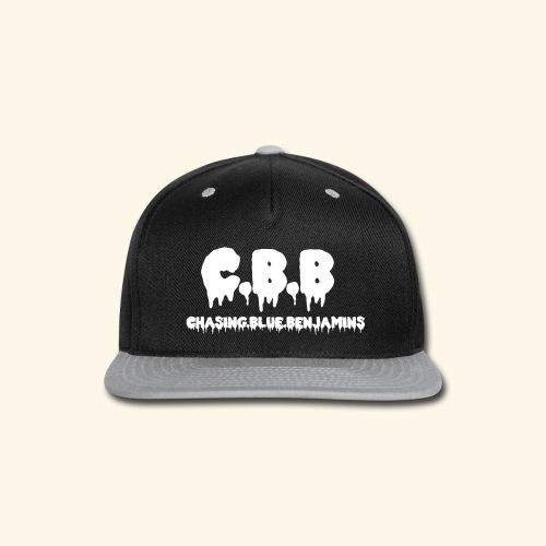 Chasing Blue Benjis - Snap-back Baseball Cap