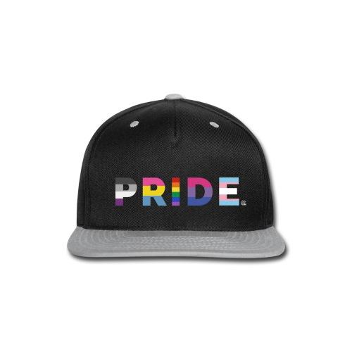 PRIDE - Snap-back Baseball Cap