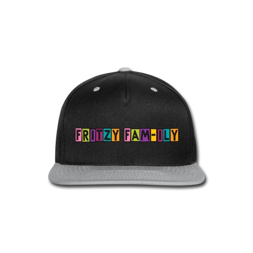 Fritzy FAM-ily Block Party - Snap-back Baseball Cap