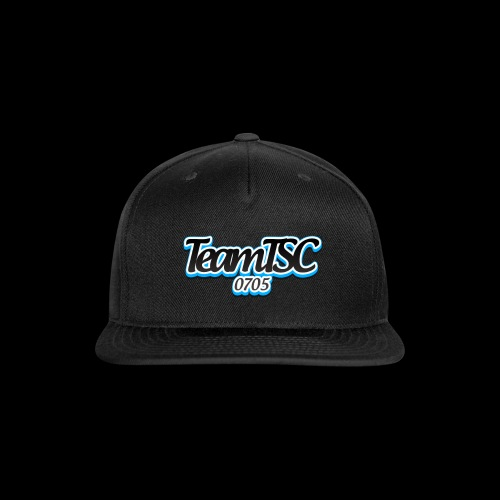 TeamTSC dolphin - Snap-back Baseball Cap