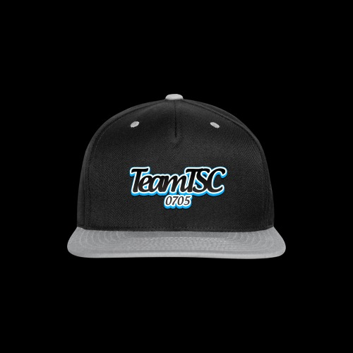 TeamTSC dolphin - Snap-back Baseball Cap