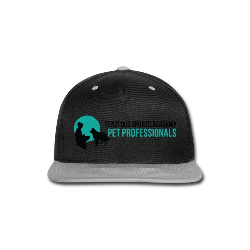 PPP Logo for Lights - Snap-back Baseball Cap