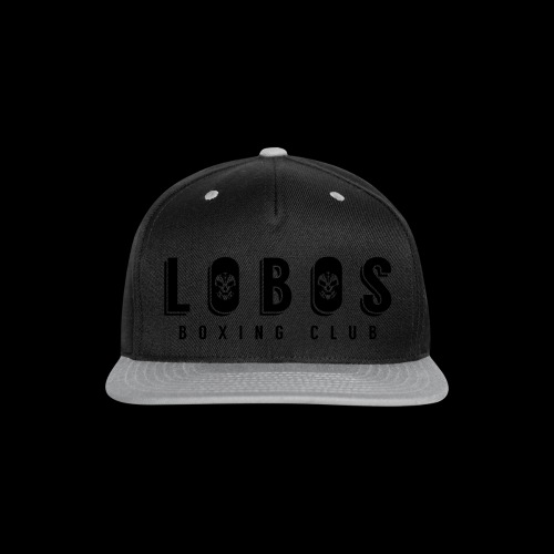 Lobo s Fancy No Apostrophe - Snap-back Baseball Cap