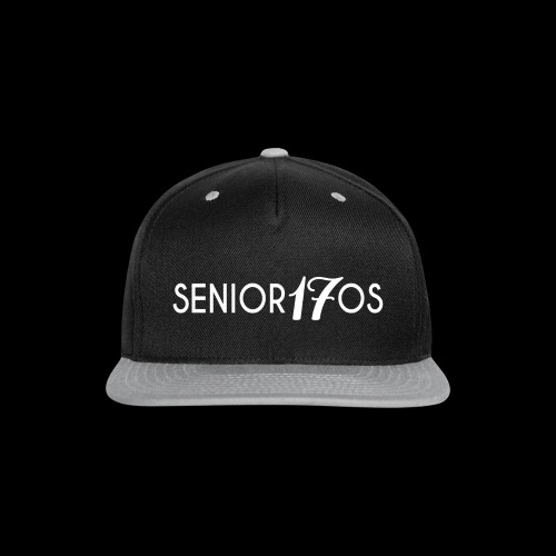 Senior17os - Snap-back Baseball Cap