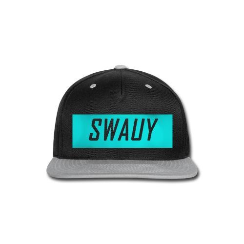 Swauy - Snap-back Baseball Cap