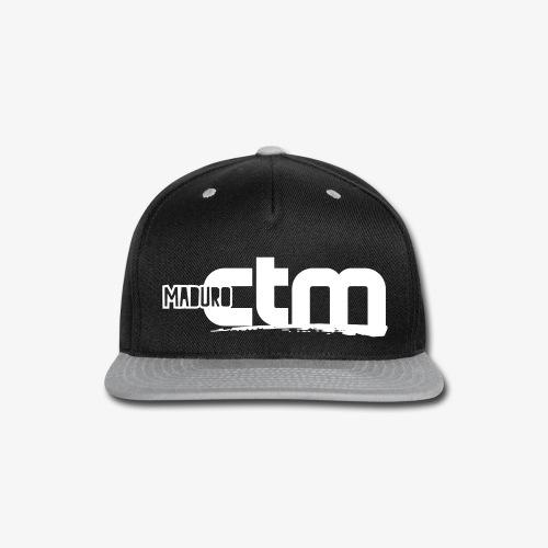 maduro ctm - Snap-back Baseball Cap