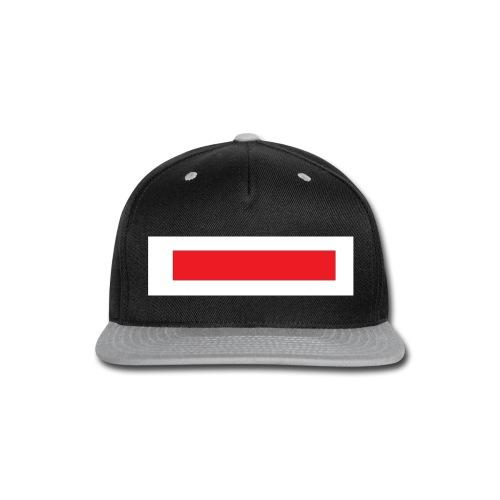 RED LIFE - Snap-back Baseball Cap