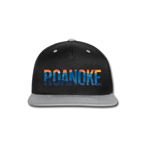 Roanoke Pride - Snap-back Baseball Cap
