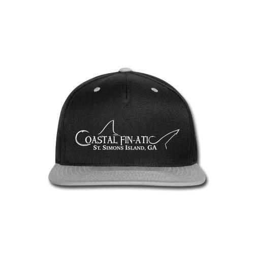 Coastal Fin-atic - Snap-back Baseball Cap