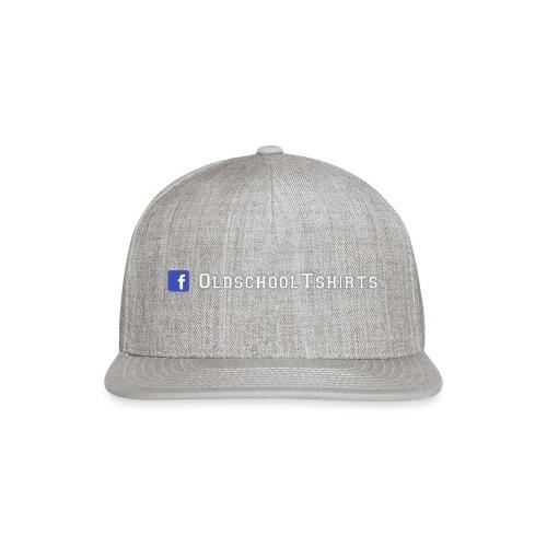rear logo - Snap-back Baseball Cap