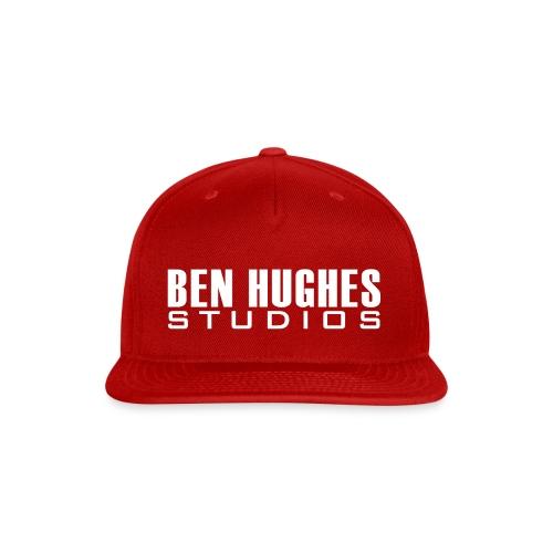Ben Hughes LOGO png - Snap-back Baseball Cap