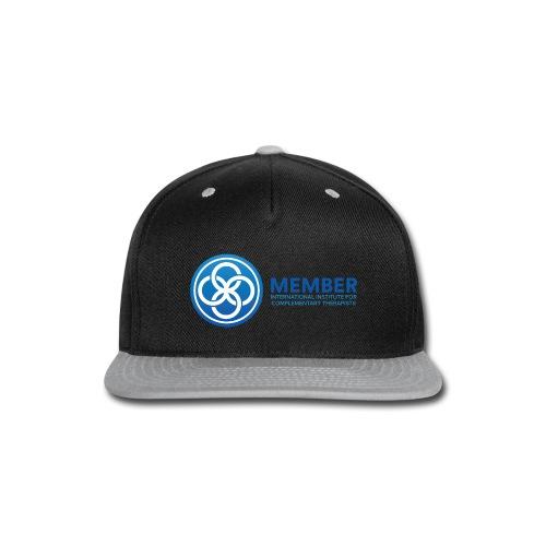 IICT Member Logo - Snap-back Baseball Cap