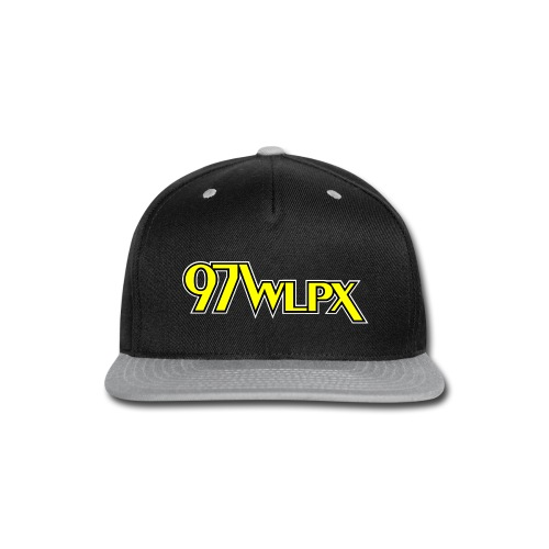 97.3 WLPX - Snap-back Baseball Cap