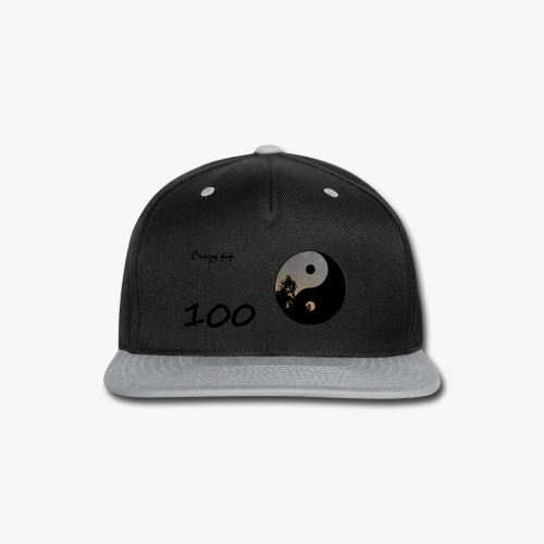 crazy pip hat 100 subs - Snap-back Baseball Cap