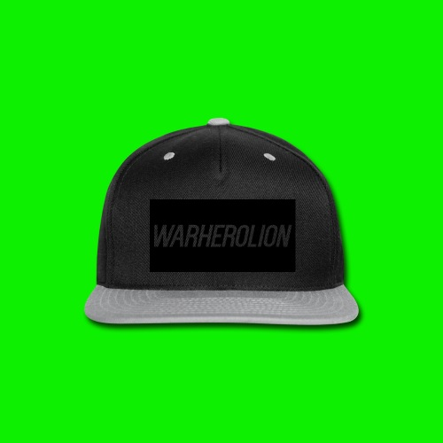 Warherolion iPhone 6/6S phone case Warherolion - Snap-back Baseball Cap
