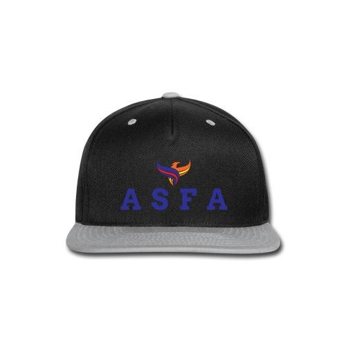 ASFA Logo - Snap-back Baseball Cap