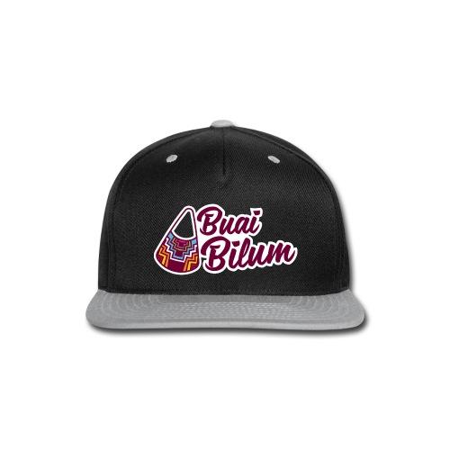 Buai Bilum - Snap-back Baseball Cap