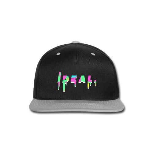 Ideal Acid Drip Logo - Snap-back Baseball Cap