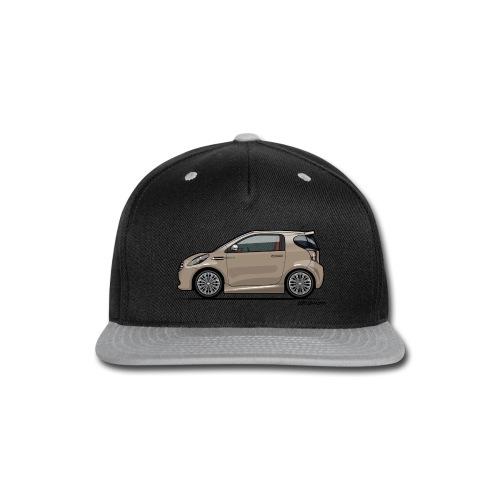 AM Cygnet Blonde Metallic Micro Car - Snap-back Baseball Cap