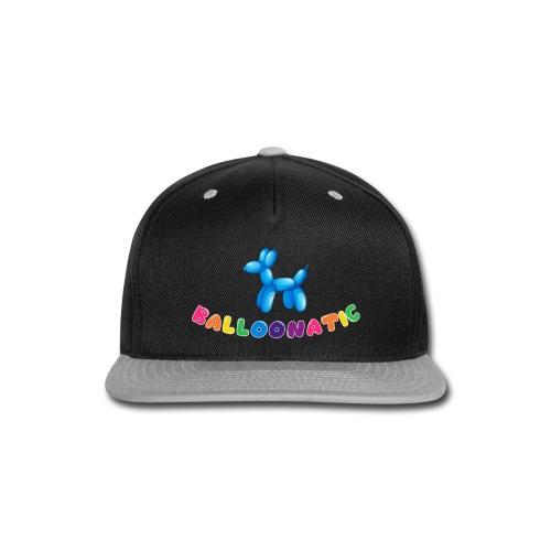 Balloon Animal Balloonatic - Snap-back Baseball Cap